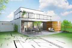 Projet de construction d'une maison individuelle d'architecte