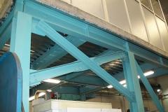 soppalco-in-acciaio-per-sostegno-tornio-in-capannone-MG-Engineering-Darfo-Boario-Terme